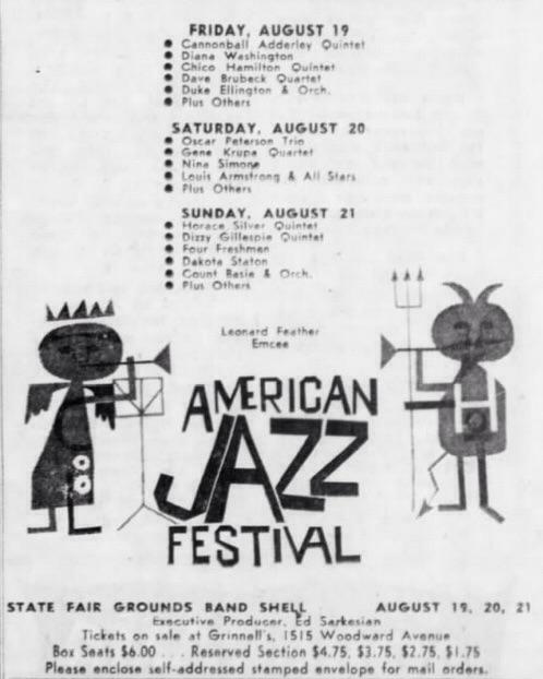The Nina Simone Database - Timeline